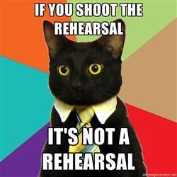 Reheasal
