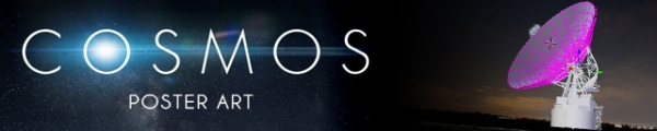 COSMOS Banner Poster