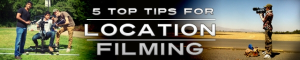 5 Location tips
