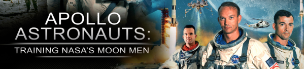 Astronaut Training Banner