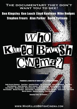 Who Killed British Cinema? Poster