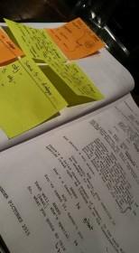 Josh's Script Notes