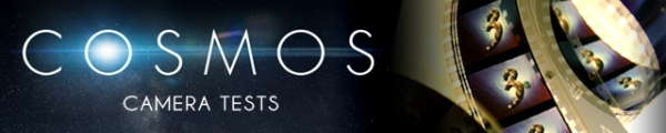 COSMOS Banner Camera Tests