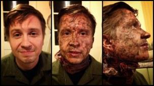 Marc's make-up transformation