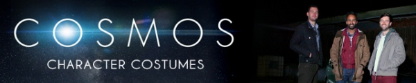 COSMOS Banner Character Costume